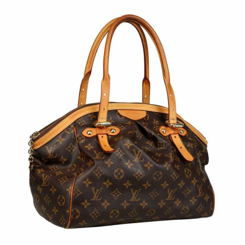 "LOUIS VUITTON сумки ""TIVOLI GM"", коллекция 2008 года. - фото 2"