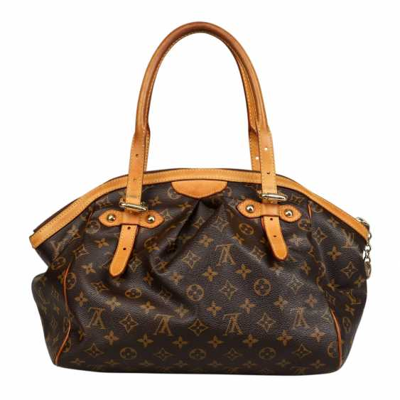 "LOUIS VUITTON сумки ""TIVOLI GM"", коллекция 2008 года. - фото 4"