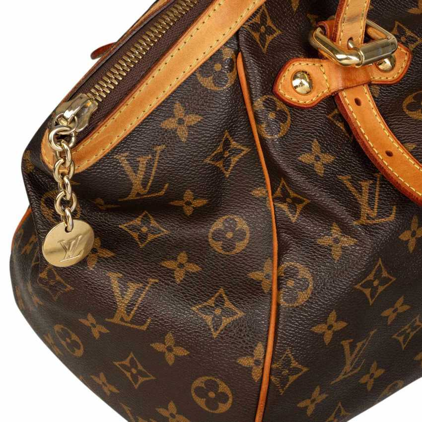 "LOUIS VUITTON сумки ""TIVOLI GM"", коллекция 2008 года. - фото 6"