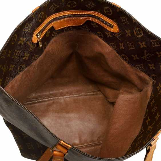 Луи Витон винтаж Shoppertasche. - фото 6