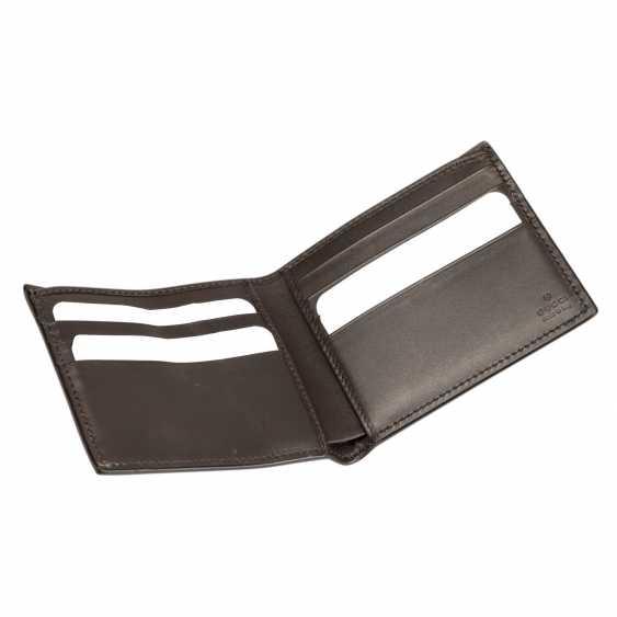 GUCCI бумажник, текущая Заводская цена: 320 евро. - фото 3
