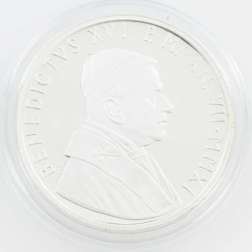 Vatican 10 Euro In 2011, - photo 1