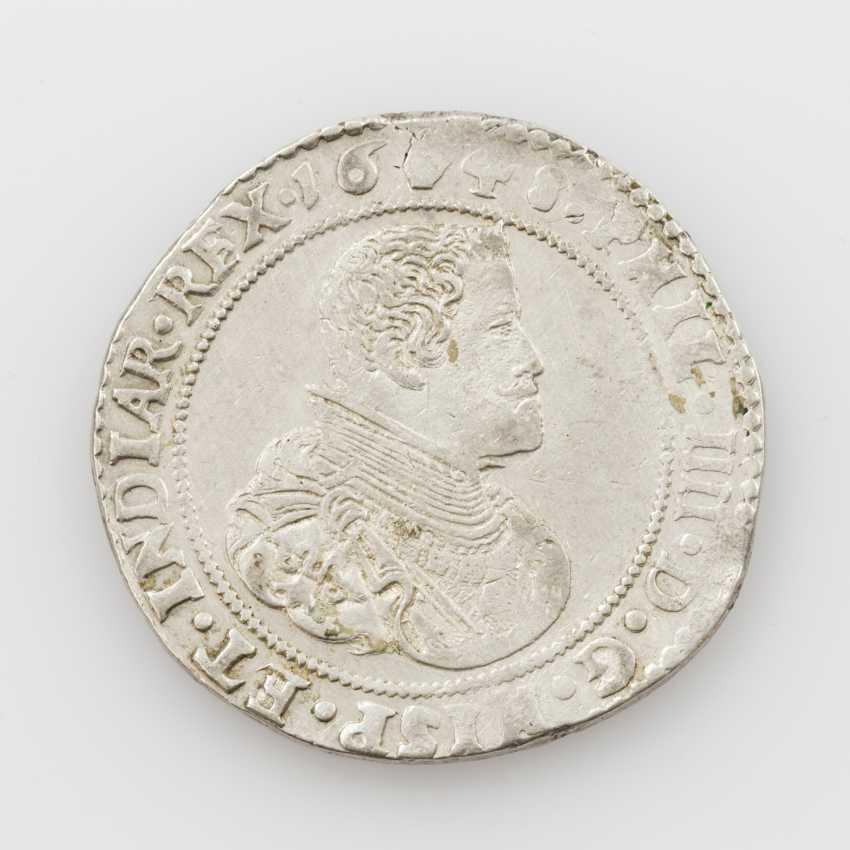 Spanish Netherlands/Brabant ducaton 1648/Antwerp, Philip IV (1621-1665), - photo 1