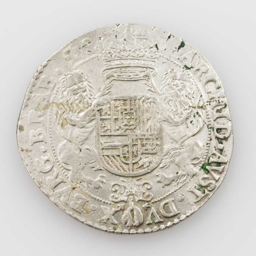 Spanish Netherlands/Brabant ducaton 1648/Antwerp, Philip IV (1621-1665), - photo 2