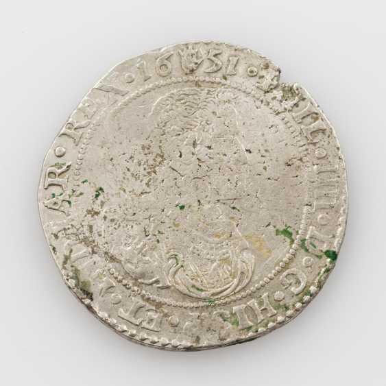 Spanish Netherlands/Brabant - Dukation 1651/Antwerp, Philip IV, (1621-1665), - photo 1