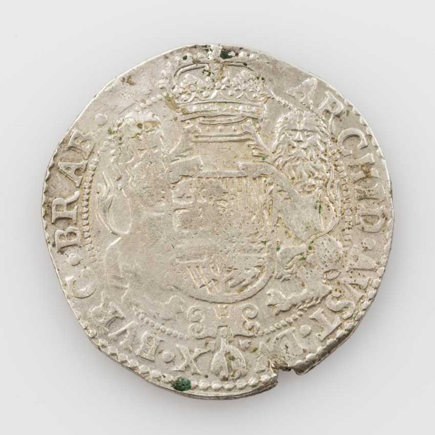 Spanish Netherlands/Brabant - Dukation 1651/Antwerp, Philip IV, (1621-1665), - photo 2