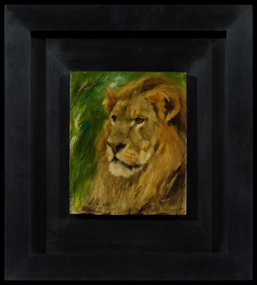 Lion's head - photo 2
