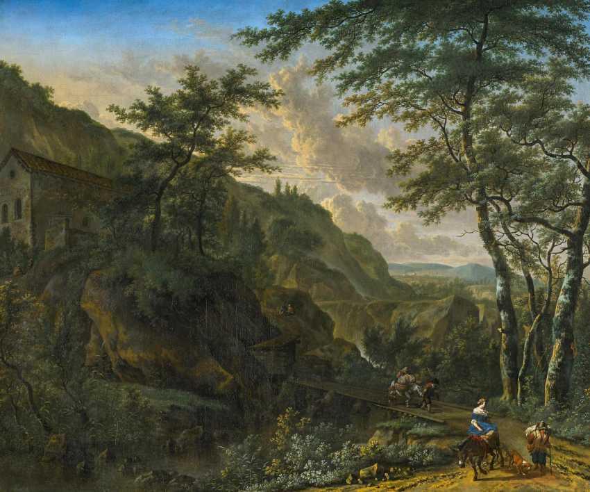and Johannes Lingelbach (1622-1674) - photo 1
