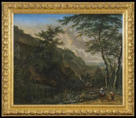 and Johannes Lingelbach (1622-1674) - photo 2