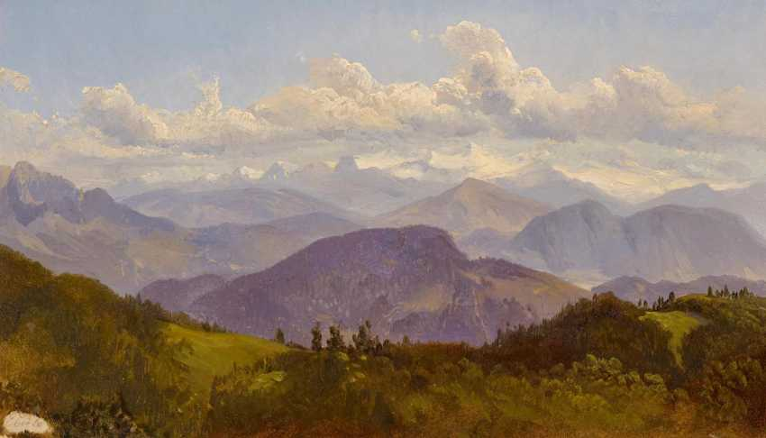 A view into the high mountains - photo 1