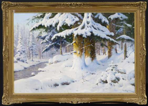 Winter forest - photo 2