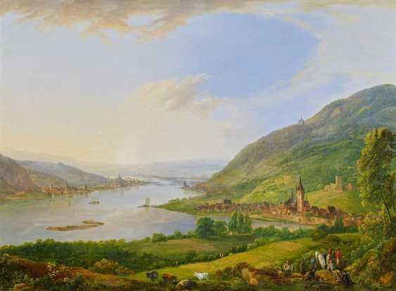 View of Bingen in the Rheingau - photo 1