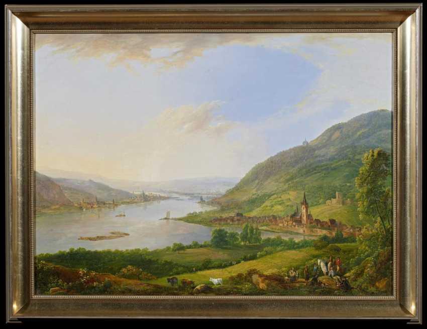 View of Bingen in the Rheingau - photo 2