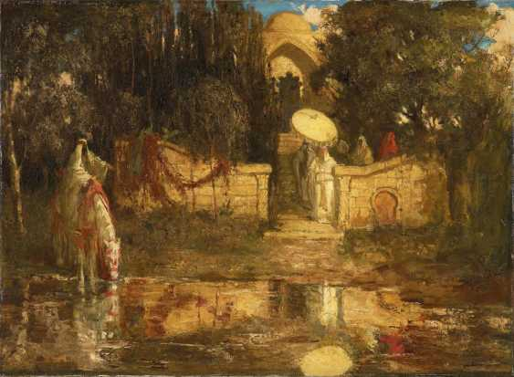 The fountain of Bakhchisarai (?) - photo 1