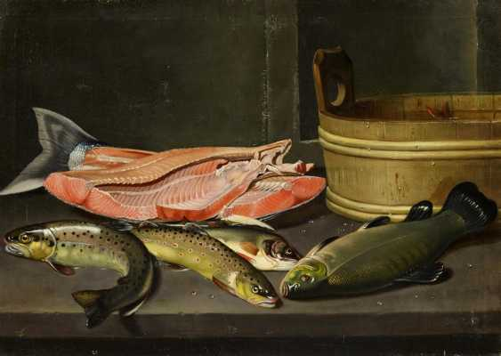 Still life with fish - photo 1