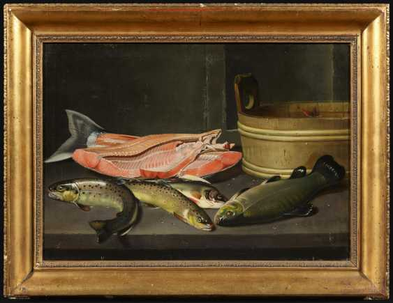 Still life with fish - photo 2