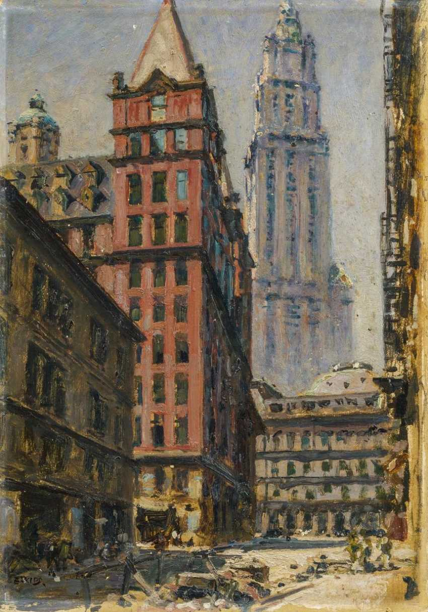 Das Woolworth Building in New York - photo 1