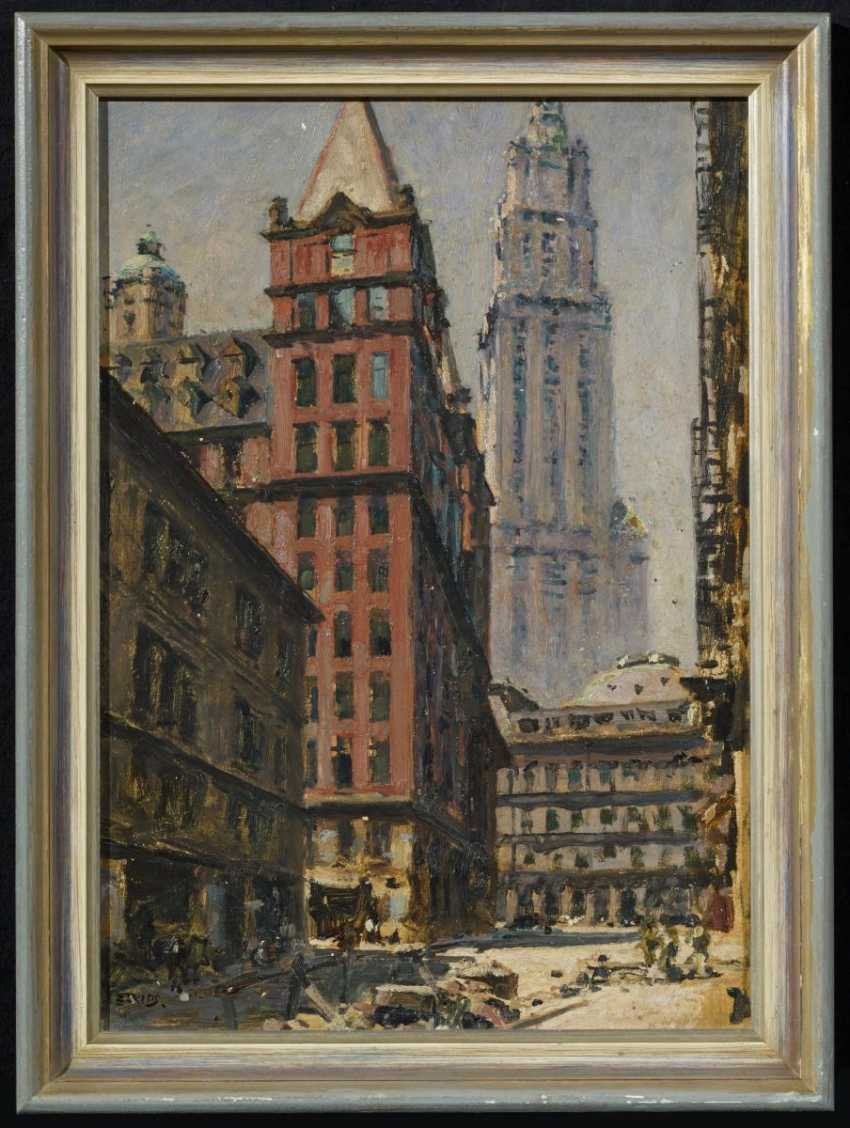 Das Woolworth Building in New York - photo 2