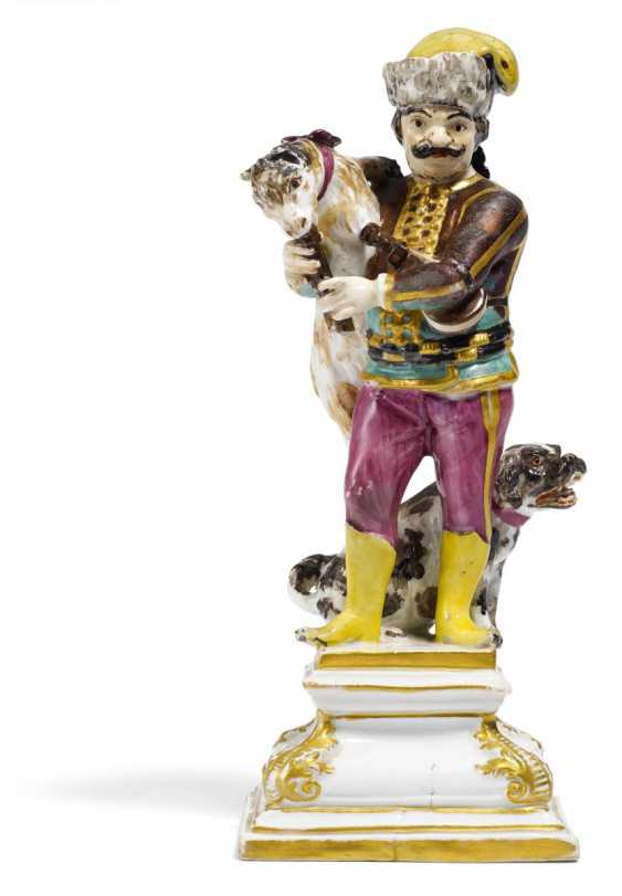 """Figure of the """"chamber hussar"""" Schindler - photo 1"""