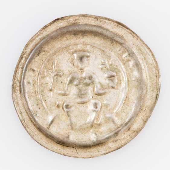 Altenburg, Rich Mint - Bracteate, Friedrich I. Barbarossa (1152-1190), - photo 1