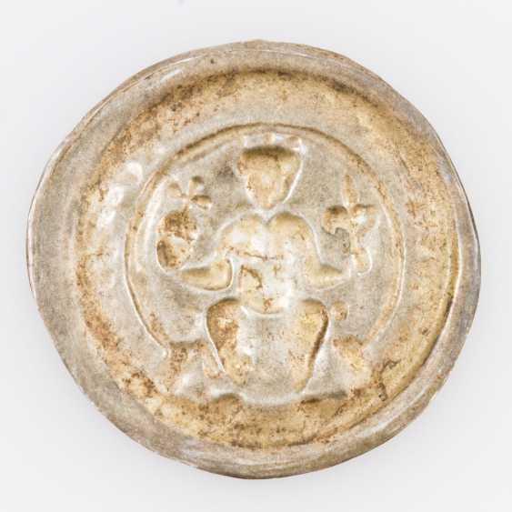 Altenburg, Rich Mint - Bracteate, Friedrich I. Barbarossa (1152-1190), - photo 2
