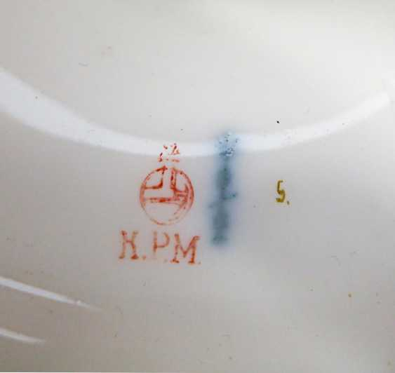 Large ceremonial bowl with hunting motifs - photo 3