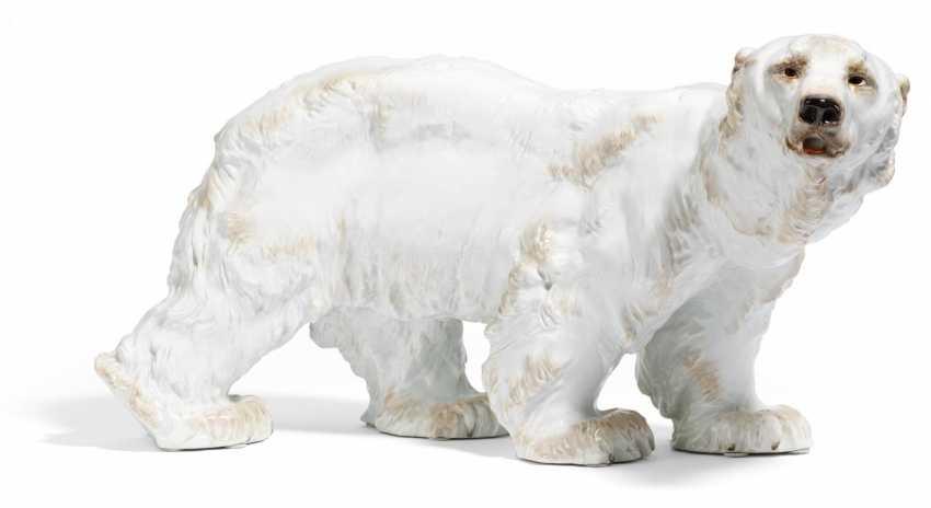 Large Polar Bear - photo 1
