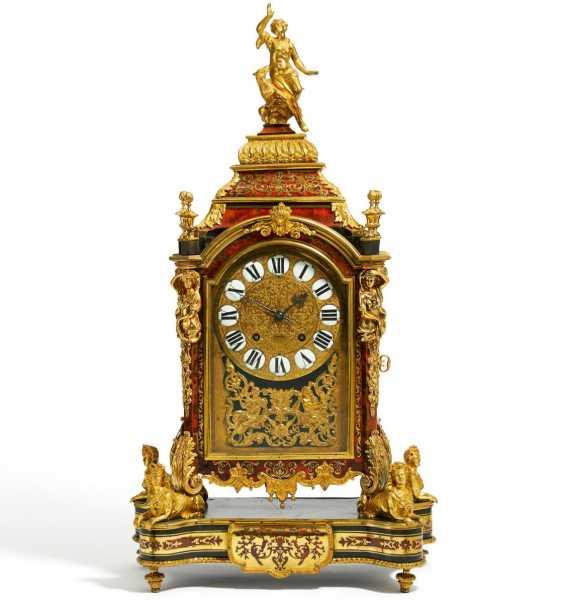 Great pomp pendule Louis XIV - photo 1