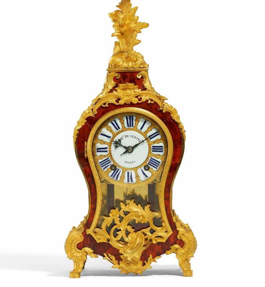 Pendule Louis XV - photo 1