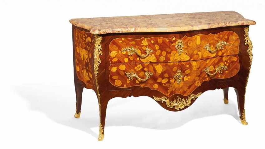Chest of drawers Louis XV - photo 1