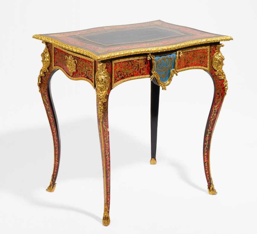Bout de canapé Napoléon III - photo 1