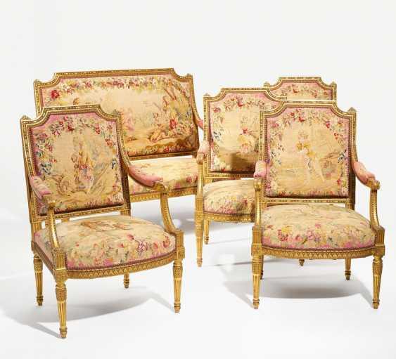 Sitzgarnitur Style Louis XVI - photo 1