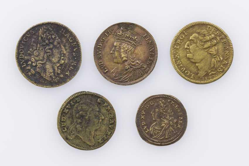 France, Louis XV and XVI, - photo 1