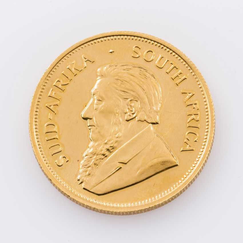 50 Years Of The Krugerrand - 1 Oz 1967, 1. Vintage, - photo 1