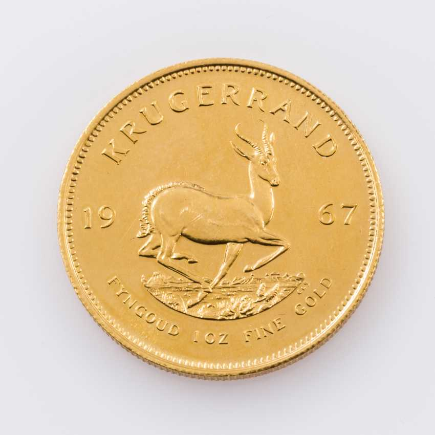 50 Years Of The Krugerrand - 1 Oz 1967, 1. Vintage, - photo 2