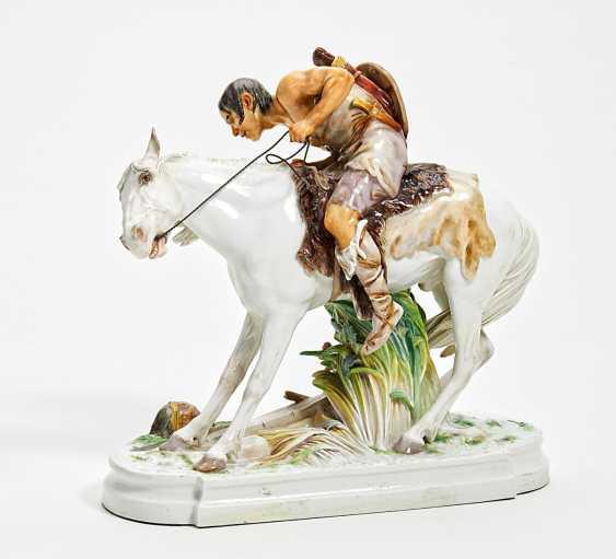 Hun horse - photo 1