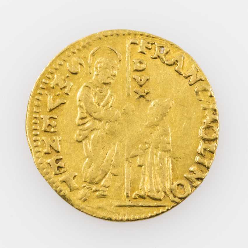 Italien/GOLD - Venedig, Franz Molin, Pure or.J., - photo 2
