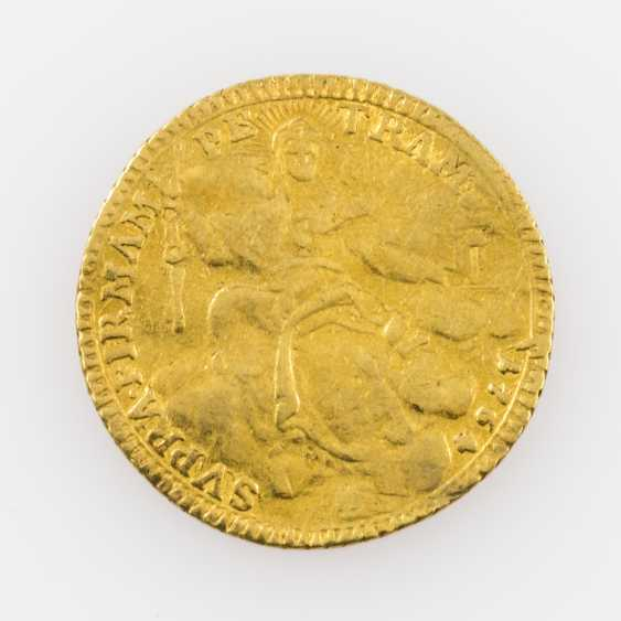 Vatikan/GOLD - Clemens XIII., Zecchino 1764, - photo 1
