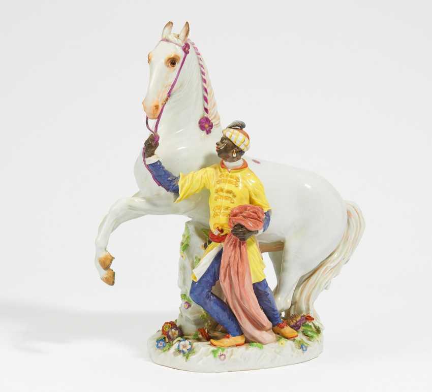 Horse tamer - photo 1
