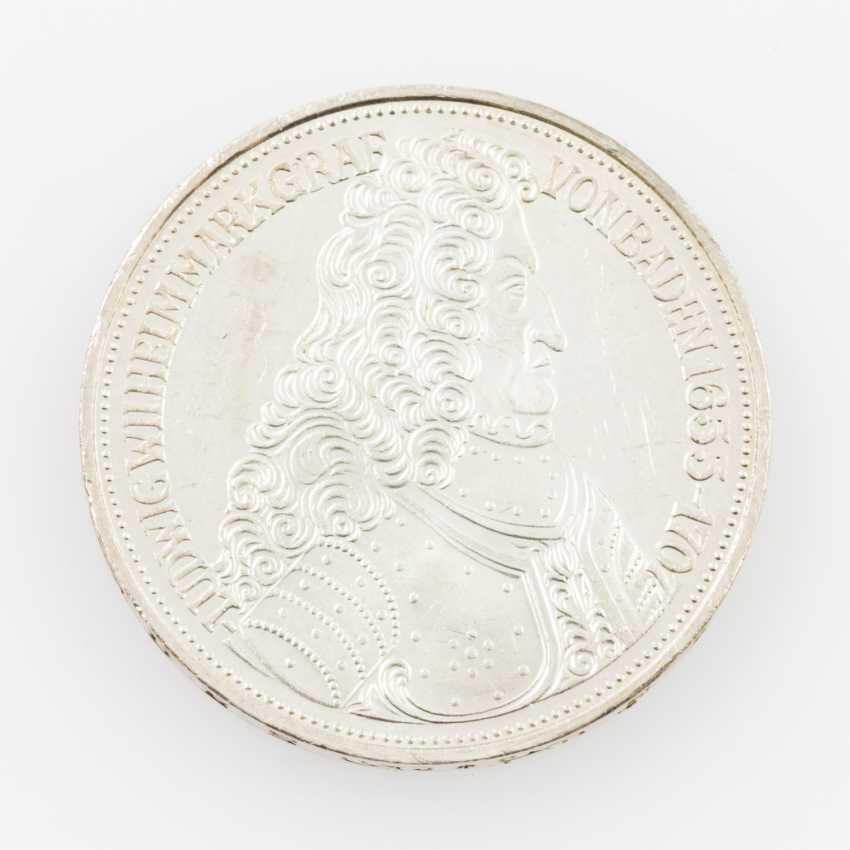 BRD 5 Deutsche Mark 1955 G, - photo 1