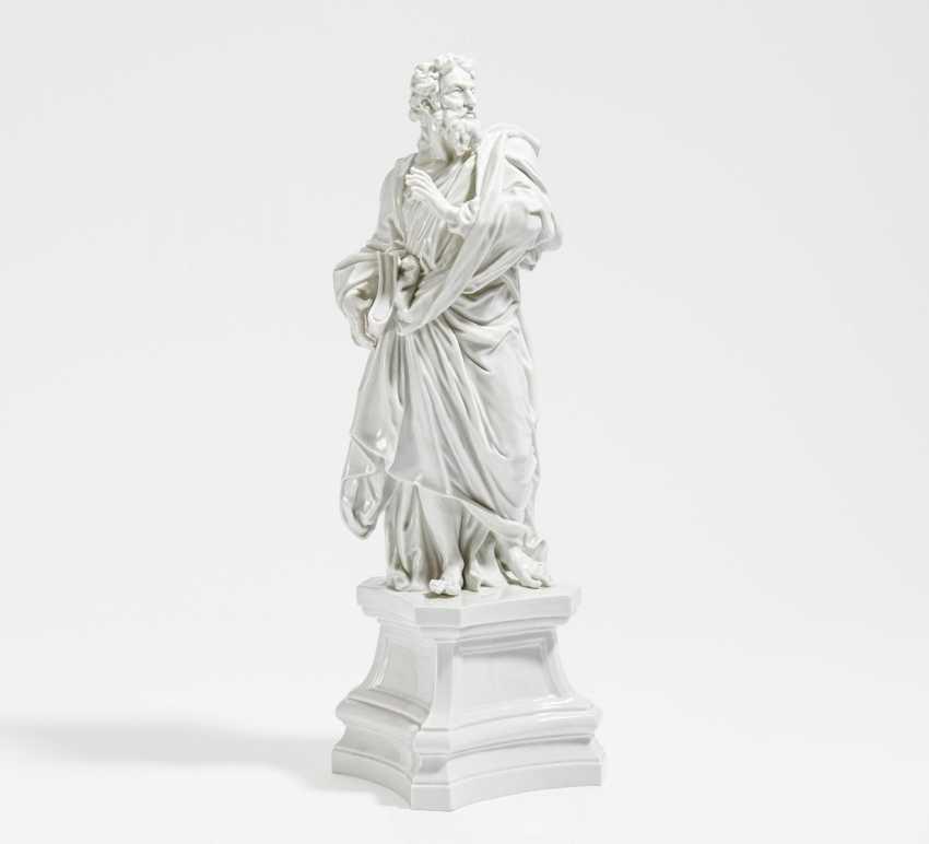 "Apostle figure of the ""James Minor"" - photo 1"