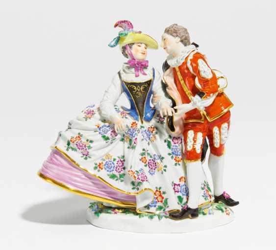Galantes Few in Spanish costume - photo 1