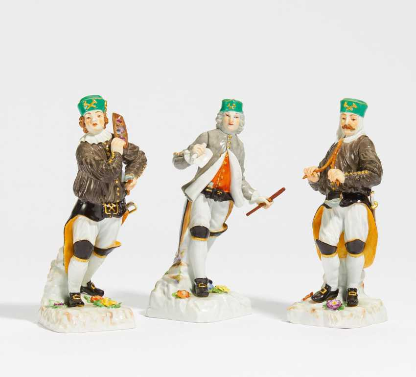 Three Mountain Men - photo 1