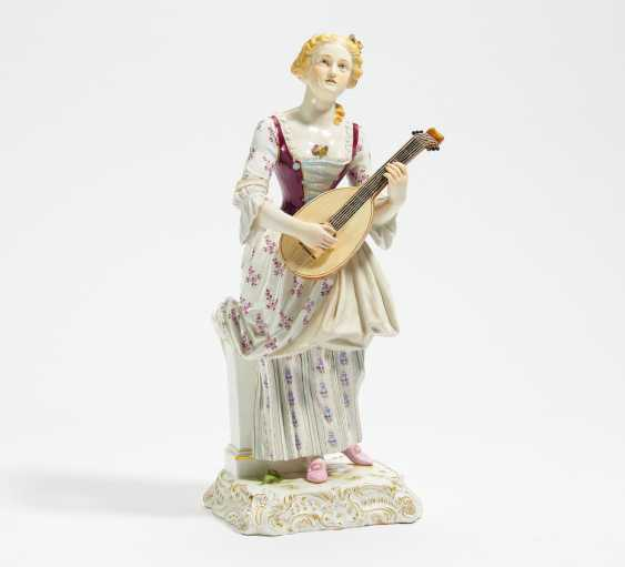 Great Mandolin Player - photo 1