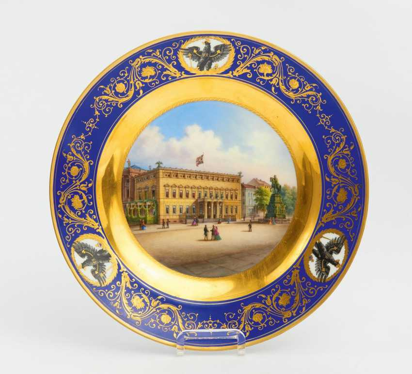 Plate with Berlin's view - photo 1