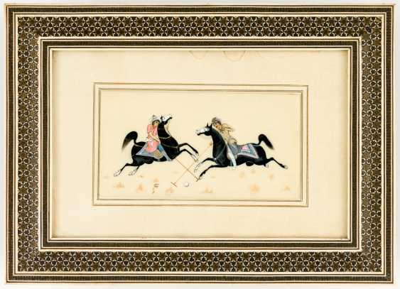 The Polo-Playing - photo 1