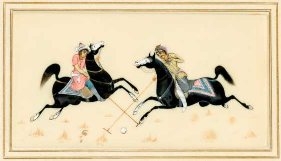 The Polo-Playing - photo 2