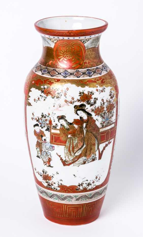 Kutani-Vase - photo 1