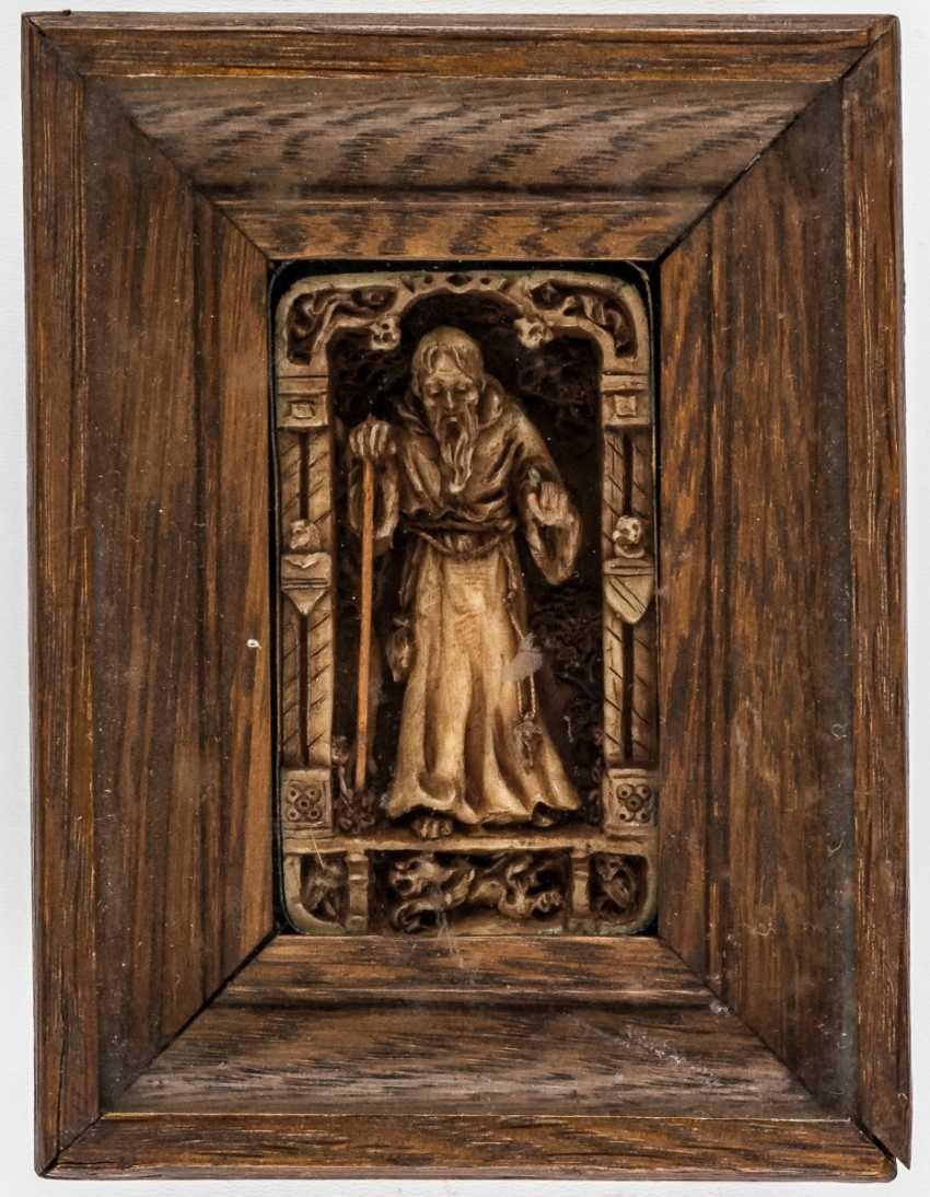 Rare figure of a Saint - photo 1