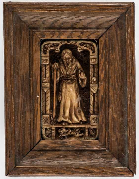 Rare figure of a Saint - photo 2